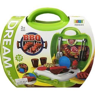 Đồ chơi nấu ăn bếp nướng BBQ 8312-3 _dth_ banlerenhubuon_shop