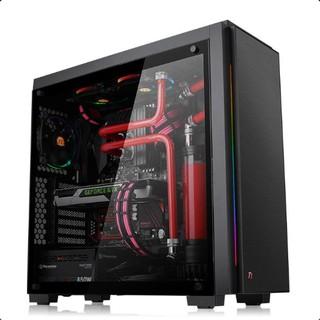 Case Máy Tính Thermaltake Versa C23 RGB Tempered Glass (CA-1H7-00M1WN-00) thumbnail