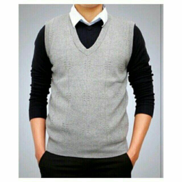 Áo len ghi lê trung tuổi Quảng Châu
