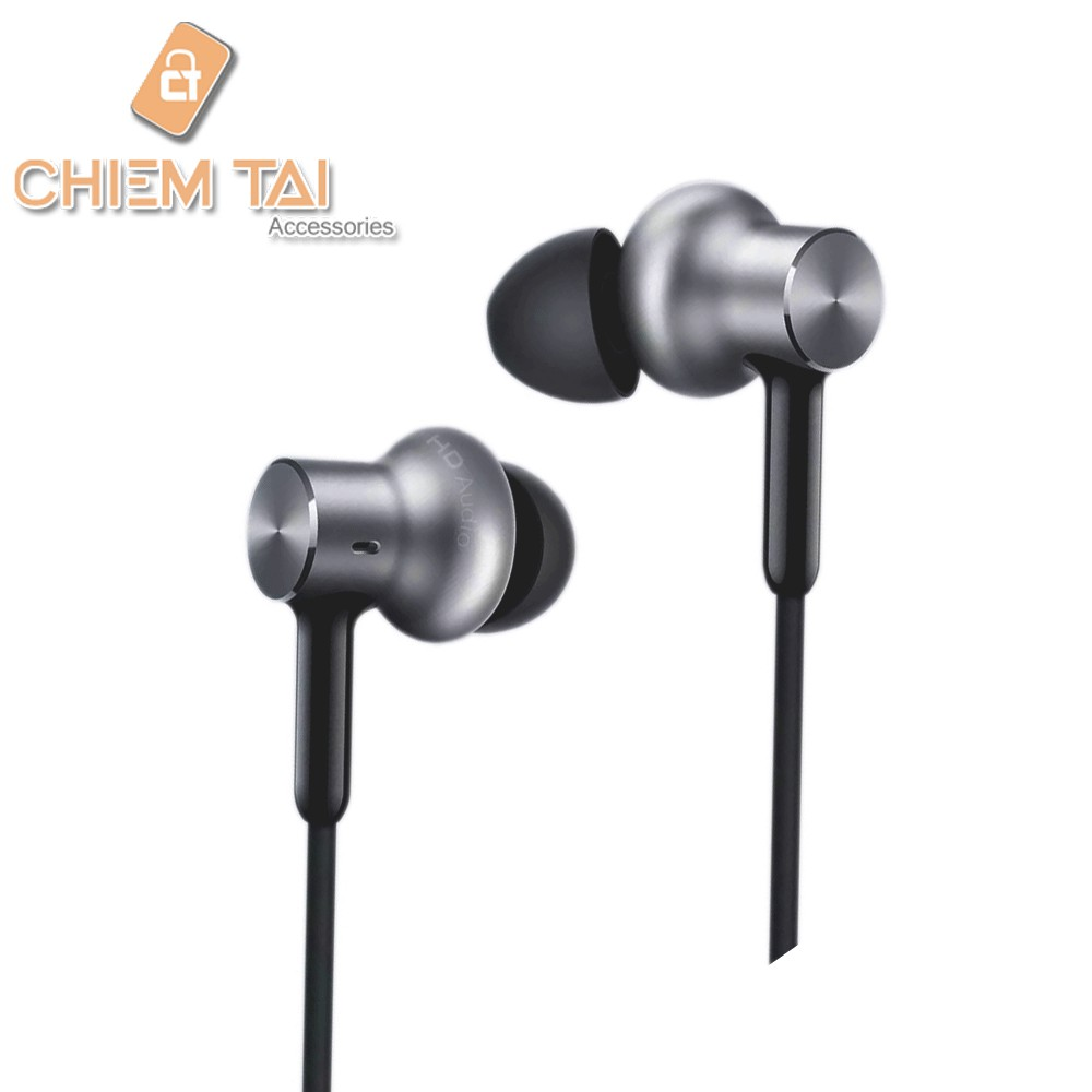 Tai nghe Mi In-ear Headphone Piston Iron Pro HD | Piston Iron Pro 2016 | Chính Hãng