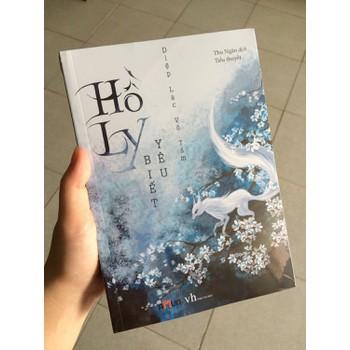 Sách - Hồ Ly Biết Yêu (Tặng Postcard)