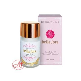 VIên uống thơm cơ thể, tăng cường nội tiết Bella Fora Nhật Bản thumbnail