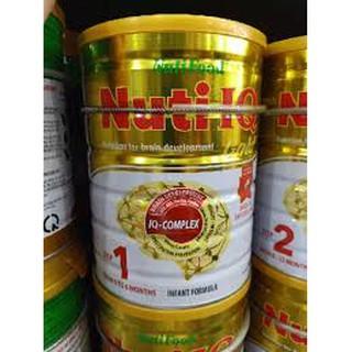 Sữa Bột Nuti IQ Gold Step 1 900g (0-6 tháng )