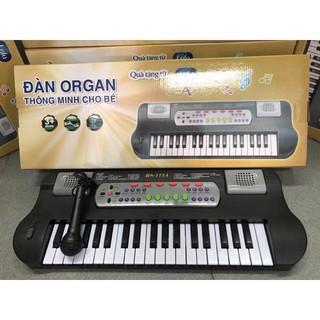 FREESHIP_Đàn Organ thông minh cho bé có micro, ghi âm dùng pin -Hàng chất lượng cao