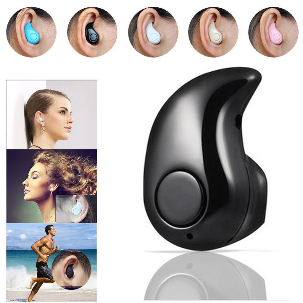 Tai Nghe Bluetooth Mini S530 Nkt1