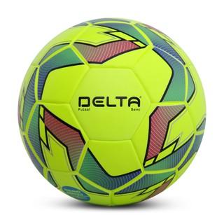 [Mã FASHIONMALLT4 giảm tới 30K đơn 150K] Bóng Dán Delta Futsal Semi 3658-4D – Số 4 Tặng Kèm Kim Bơm Bóng Và Lưới Bóng