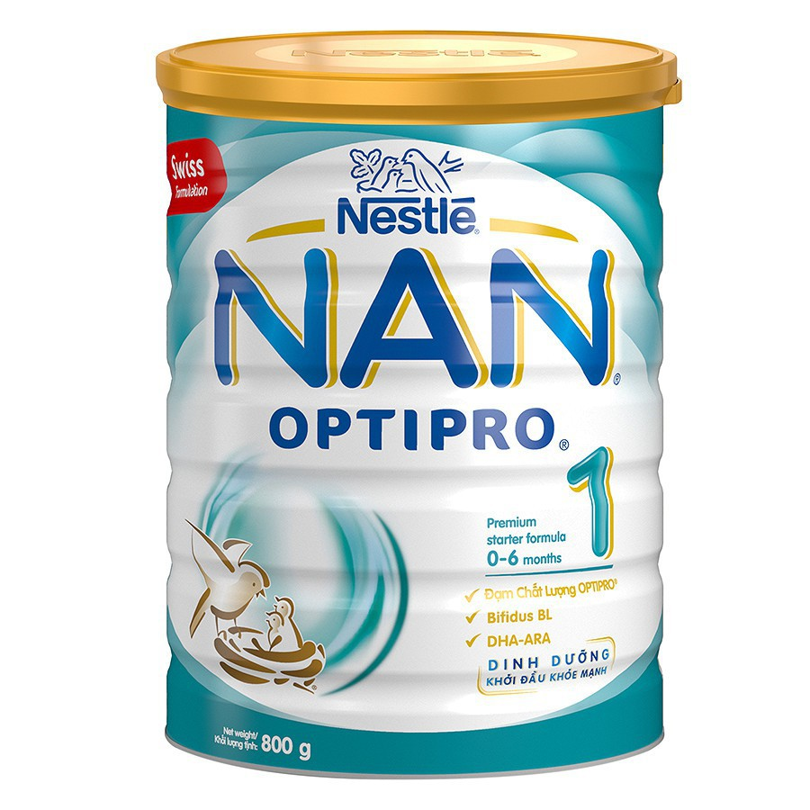 Sữa Bột Nestle NAN Optipro 1 (800g) - 3539571 , 1338053514 , 322_1338053514 , 351500 , Sua-Bot-Nestle-NAN-Optipro-1-800g-322_1338053514 , shopee.vn , Sữa Bột Nestle NAN Optipro 1 (800g)