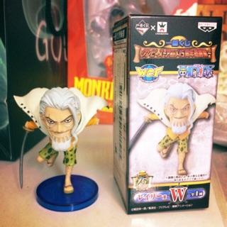 Mô hình WCF One Piece Banpresto chính hãng Nhật Bản : Silver rayleigh