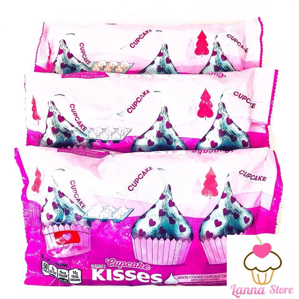 Sô cô la Kisses vị bánh cupcake - Mỹ - 2739818 , 1231022282 , 322_1231022282 , 150000 , So-co-la-Kisses-vi-banh-cupcake-My-322_1231022282 , shopee.vn , Sô cô la Kisses vị bánh cupcake - Mỹ