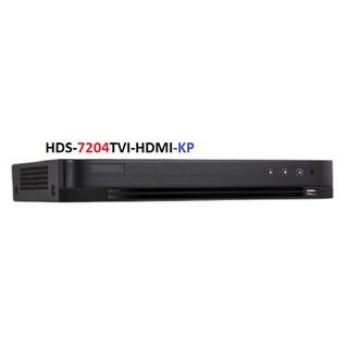 [HDS-7204TVI-HDMI KP] Đầu ghi hình HYBRID TVI-IP 4 kênh HDPARAGON HDS-7204TVI-HDMI KP thumbnail