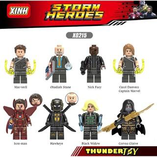Minifigure các nhân vật Avenger