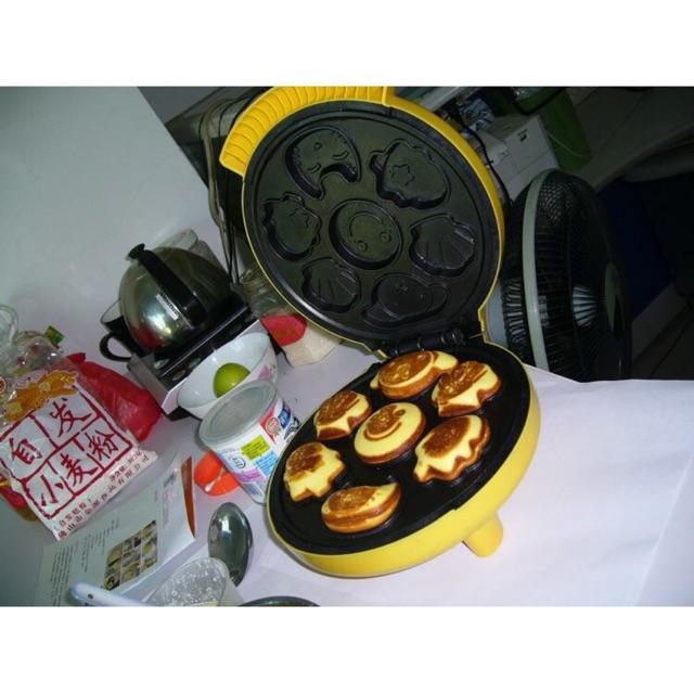 Máy nướng bánh hình thú PL