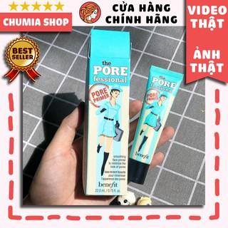 Kem lót kiềm dầu, kem lót trang điểm BENEFIT The Porefessional Face Primer 22ml - fullbox - chumia thumbnail