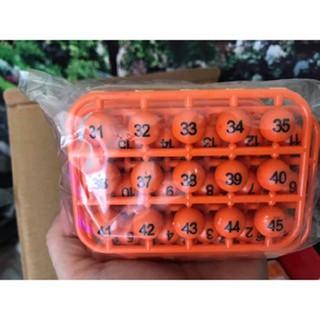 Bộ 90 số của trò Bingo Lô tô