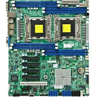 Yêu ThíchMainboad SuperMicro X9DRL X79 dual CPU socket 2011 hỗ trợ xeon e5 v1 v2