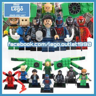 Xếp hình Lego Venom đại chiến Octopus Lego Minifigures Xinh x0231 thumbnail