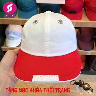 [FREESHIP] Mũ nón sơn chính hãng tặng móc khóa thời trang MCA001 TĐ01S
