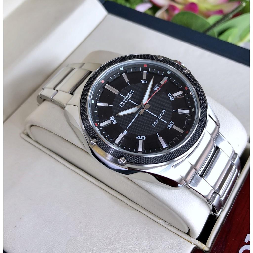 Đồng hồ nam Citizen BM6890-50E - Máy Quartz Pin Eco Drive năng lượng ánh sáng