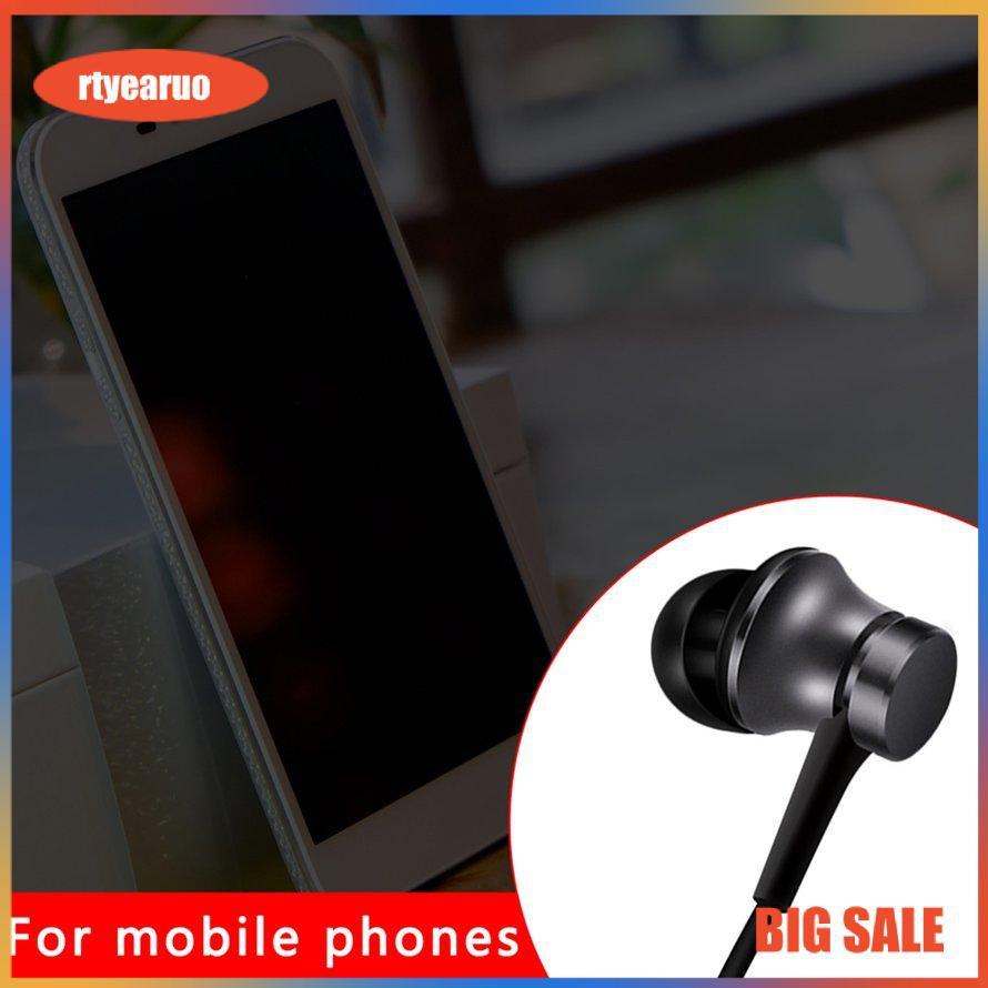 Tai Nghe Chính Hãng Xiaomi Piston 3 Có Mic Giắc Cắm 3.5mm