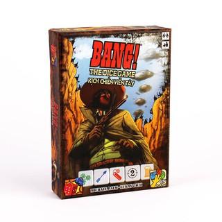 Bang! The Dice Game – Kịch chiến viễn tây