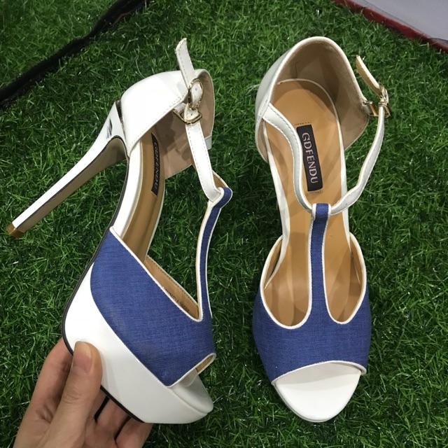 giày gót hở mõm hd1