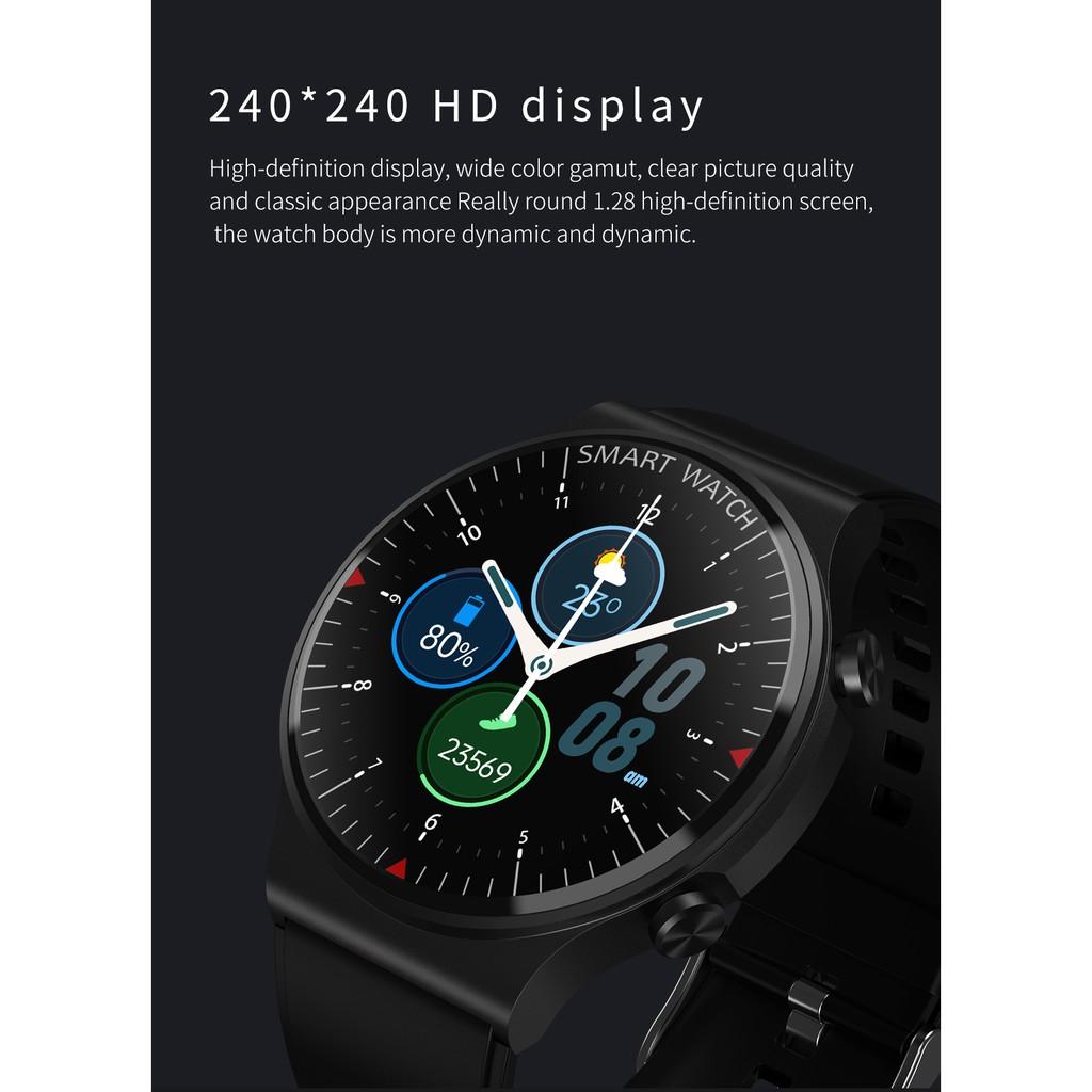 Đồng hồ thể thao CURREN CJ1001 màn hình cảm ứng toàn diện kết nối bluetooth Android iOS chống nước ip67