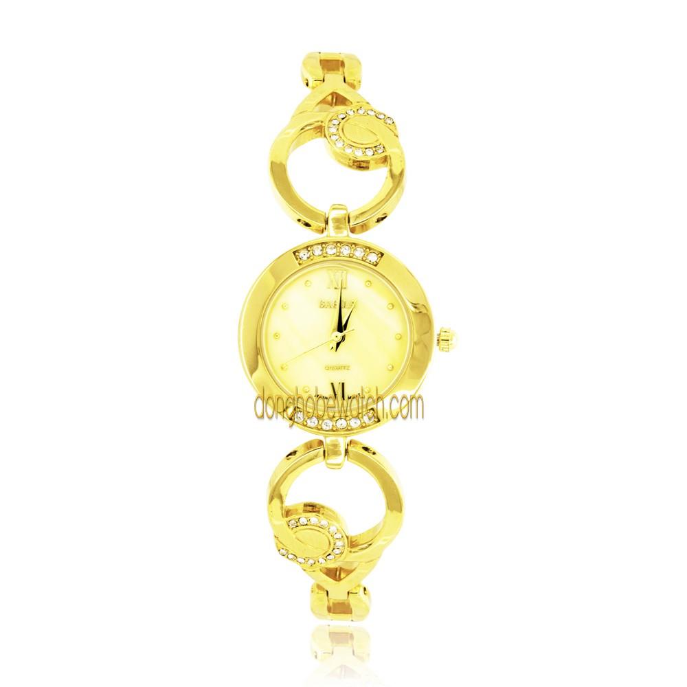 Đồng hồ nữ Babila 15121 (Vàng) dây kim loại - 2455439 , 101041030 , 322_101041030 , 799000 , Dong-ho-nu-Babila-15121-Vang-day-kim-loai-322_101041030 , shopee.vn , Đồng hồ nữ Babila 15121 (Vàng) dây kim loại