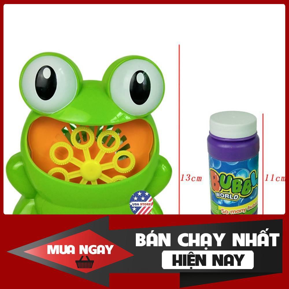 Máy tạo bọt thổi bong bóng hình con ếch - 14396780 , 2732388724 , 322_2732388724 , 152600 , May-tao-bot-thoi-bong-bong-hinh-con-ech-322_2732388724 , shopee.vn , Máy tạo bọt thổi bong bóng hình con ếch