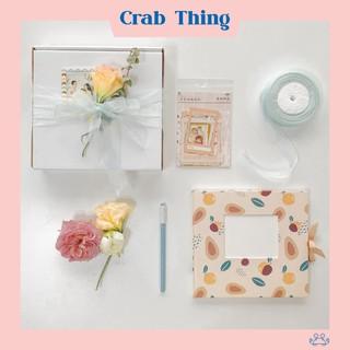 Hộp quà tặng 08/03 Crabit - Mint Ribbon Box - 199K [GIÁ TẬN XƯỞNG]