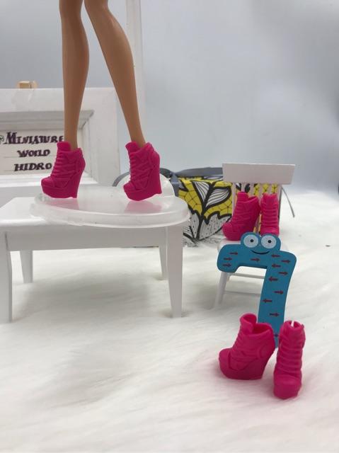 Giày búp bê barbie chính hãng
