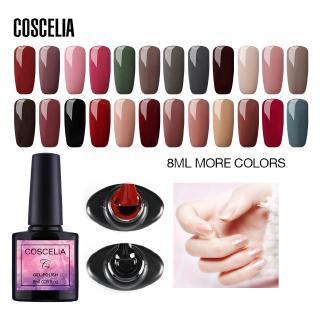 Lọ gel sơn móng tay COSCELIA 8ML 40 màu tự chọn 21-40 thumbnail
