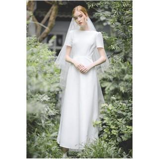 [THANH LÝ] Đầm cưới Poxi (còn nguyên tag)