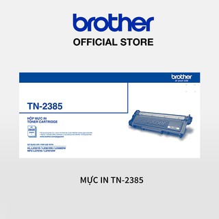 Mực in laser trắng đen Brother TN-2385 cho HLL-2321D/2361DN/2366DW/MFC