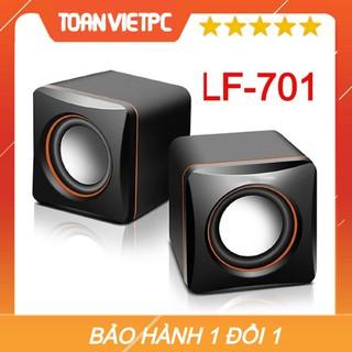 Loa vi tính 2.0 Loyfun LF-701 (Đen)