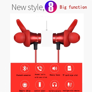 Bộ Tai Nghe Thể Thao Không Dây Bluetooth Chống Nước & Mồ Hôi Tai nghe Bluetooth phổ thông cho Android Samsung iPhone6 và các điện thoại di động khác