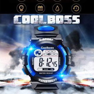 Đồng hồ điện tử chống nước trẻ em COOLBOSS thumbnail