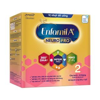 Hình ảnh Sữa Bột Enfamil A+ Neuropro 2 Với 2'-FL HMO – 2.2kg-1
