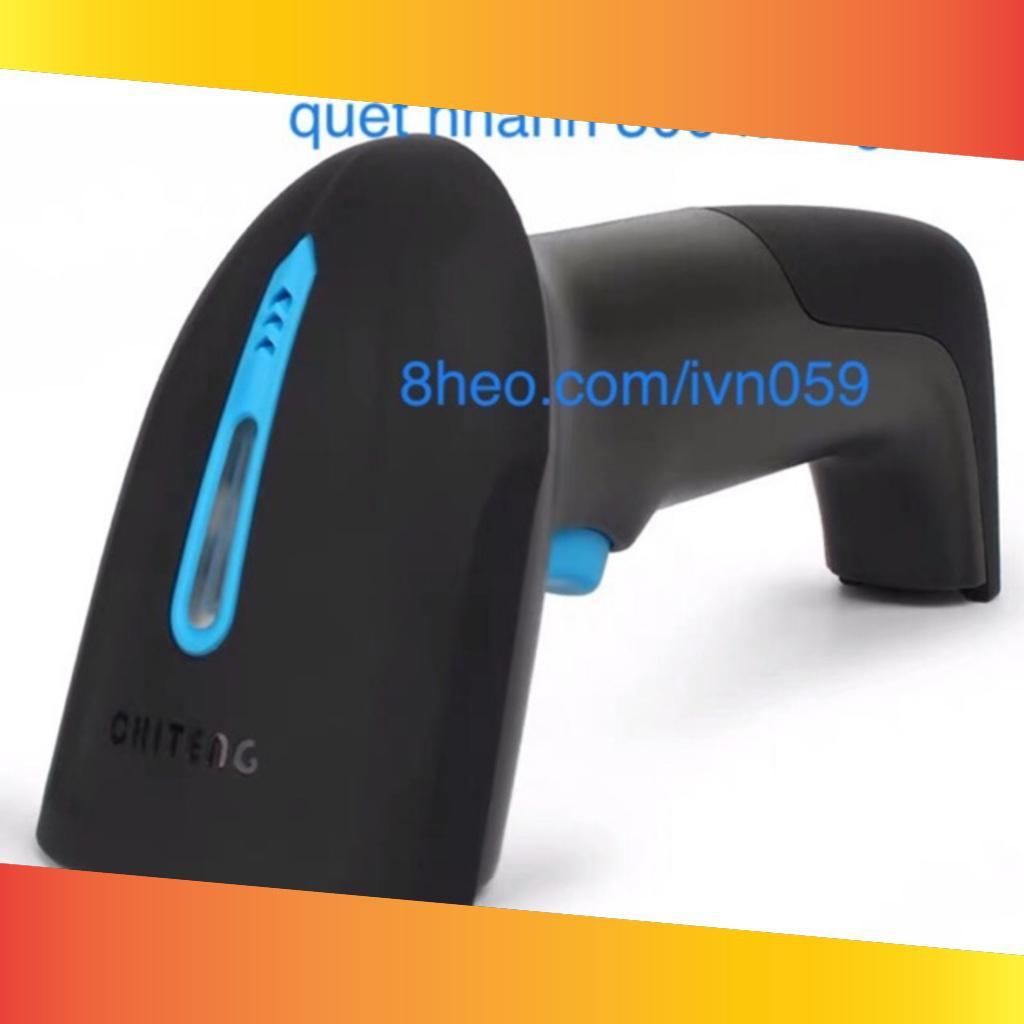 ivn059 máy quét mã vạch ChiTeng CT951 có dây 1D cảm biến CCD Giá chỉ 300.000₫