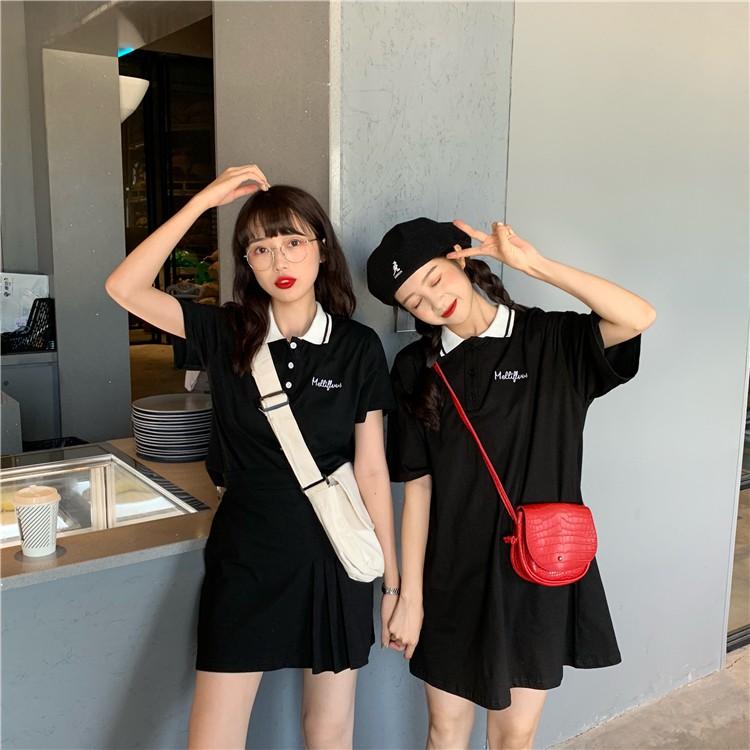 Set đầm Hàn Quốc Midi + chân váy xếp li phong cách Hàn Quốc - 14313633 , 2355674171 , 322_2355674171 , 266521 , Set-dam-Han-Quoc-Midi-chan-vay-xep-li-phong-cach-Han-Quoc-322_2355674171 , shopee.vn , Set đầm Hàn Quốc Midi + chân váy xếp li phong cách Hàn Quốc