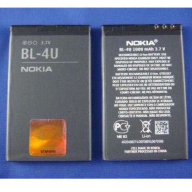Pin Nokia BL-4U dùng cho máy 8800 E66 E75 5530 3210c