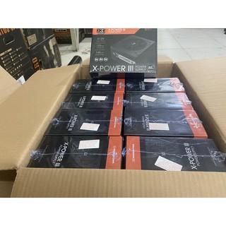 Nguồn máy tính XIGMATEK X-POWER III X-550 (EN45983) 500w – Phiên bản mới 2020