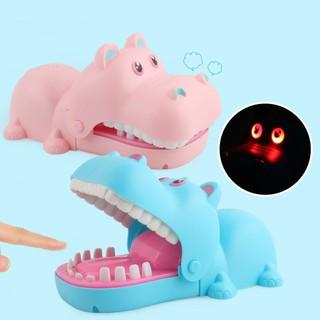 Khám Răng Hà Mã – Crazy Hippo (Light & Sound)