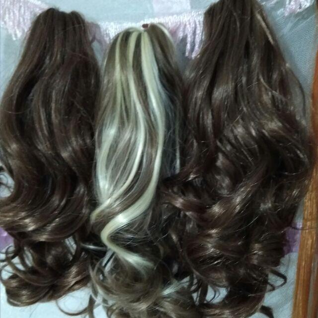 tóc ngoạm 35cm