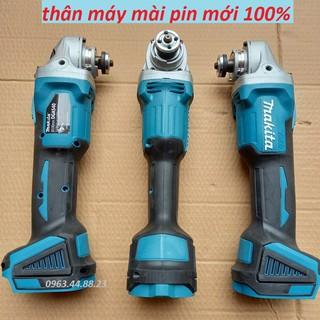 Thân máy mài cầm tay pin Makita, không chổi than, 100% dây đồng, 2 hàng đèn