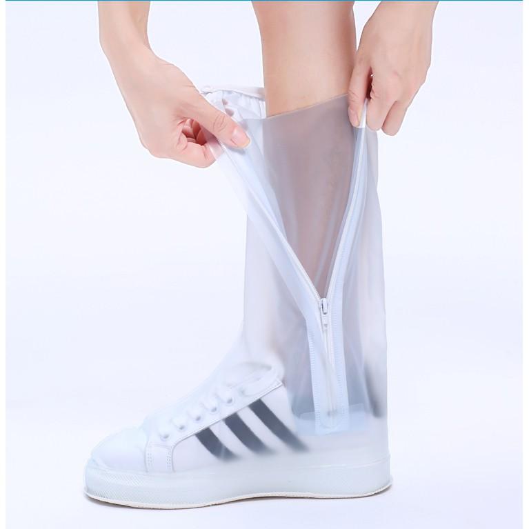Ủng giày đi mưa thông minh chống nước - chống trượt cao cổ siêu bền