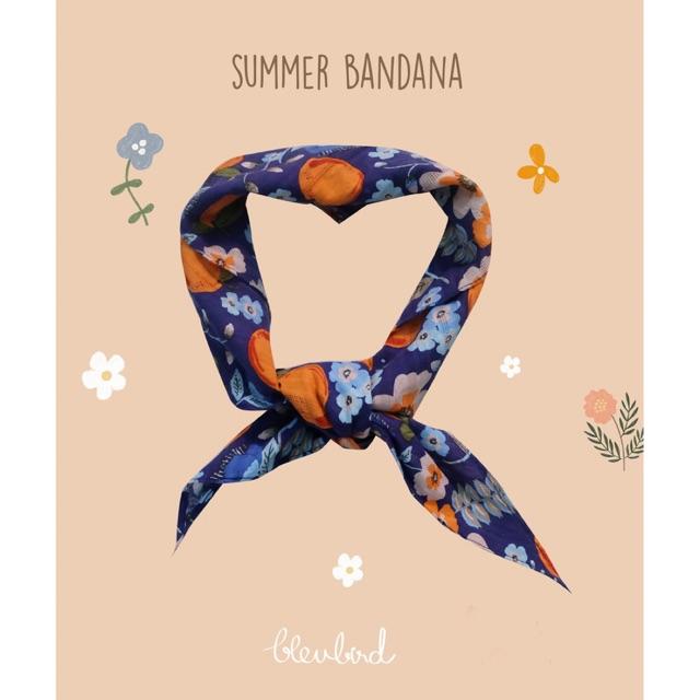 Khăn hoa mùa hè Summer Bandana