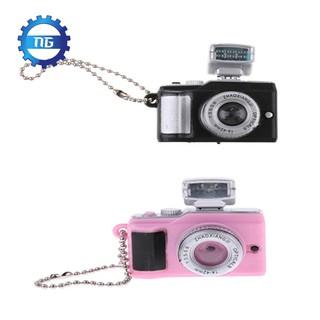 1:8 Scale Dollhouse Miniature Digital SLR Camera Dolls House Pink