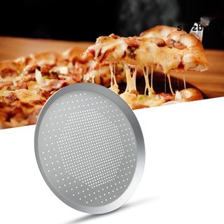salzburg Pizza Pan Eco-friendly Anti-deform Aluminum Alloy Pizza Baking Tray for Home thumbnail