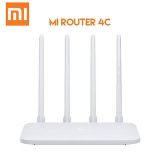Bộ phát Wifi Xiaomi Router 4C 4 Anten Gen 4c -DC3068