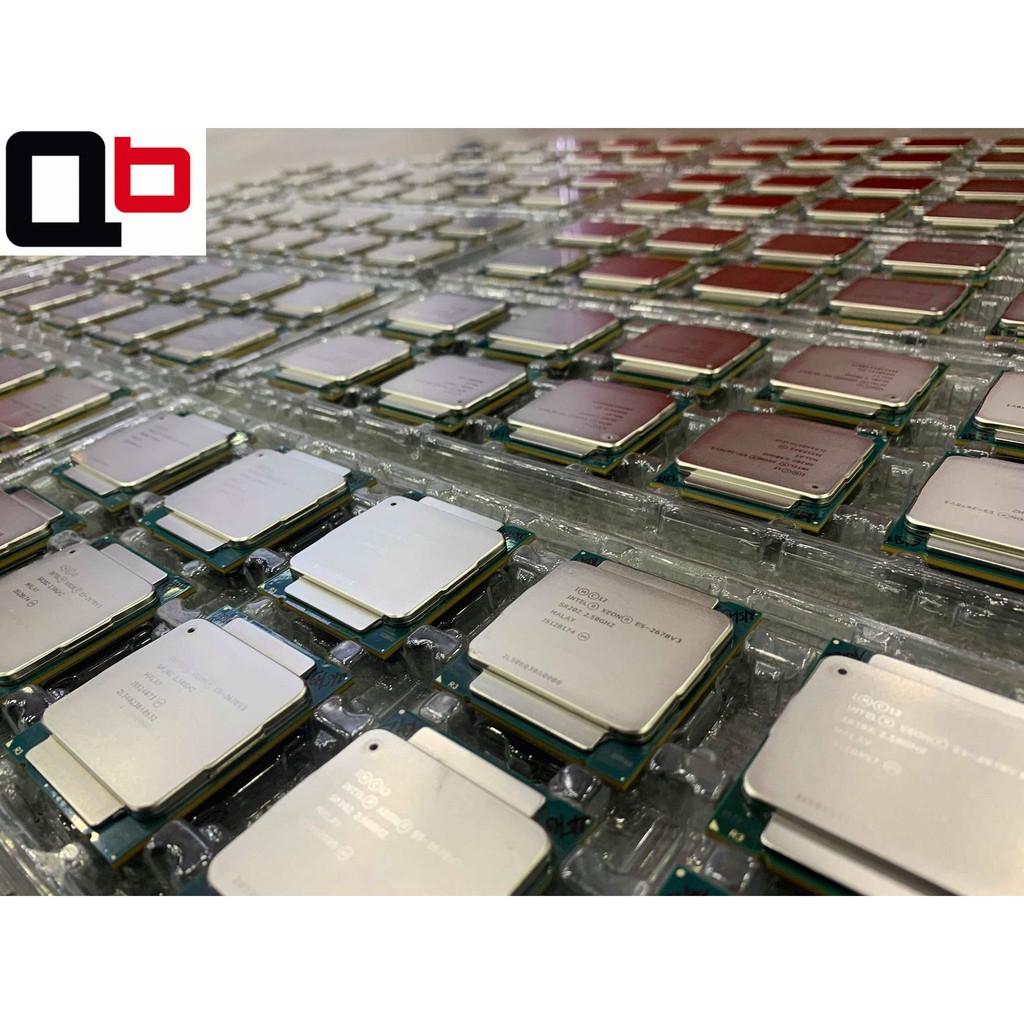 Bộ vi xử lý CPU Xeon E5 2678 V3 12 lõi 24 luồng Socket 2011 Bảo hành 12 tháng